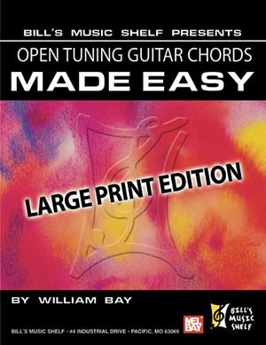 Open Tuning Guitar Chords Made Easy | Tomas Music